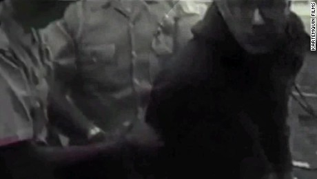 Bernie Sanders 1963 arrest video surfaces