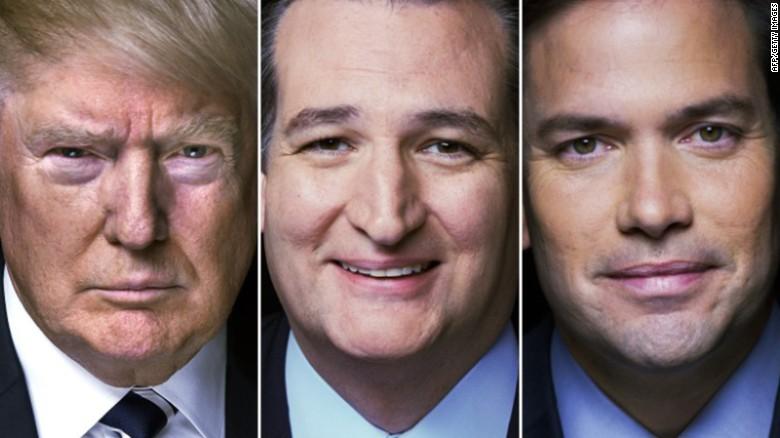 Republican debate: Will Cruz and Rubio attack Trump?