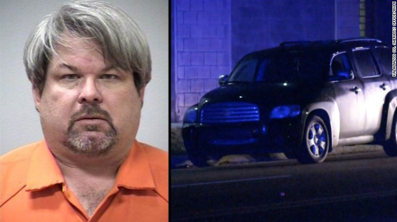 How Kalamazoo shooting suspect was captured