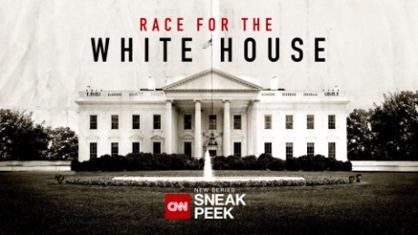 "Sneak peek: CNN's ""Race For The White House: JFK vs. Nixon"""