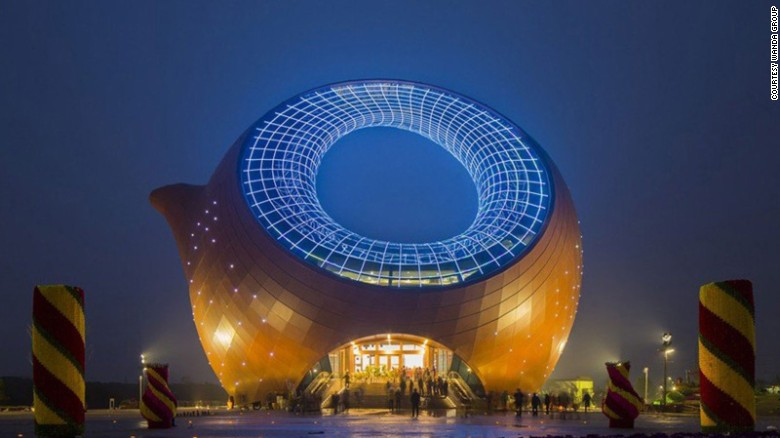 "For years, China has been an architect's playground, with lucrative funding and interest in foreign 'starchitects' giving rise to imaginative buildings. In 2016, China's State Council released new urban planning guidelines.  According to the <a href=""http://english.gov.cn/news/top_news/2016/02/22/content_281475294306681.htm"" target=""_blank"">document</a>, ""odd-shaped' buildings"" -- or ""bizarre architecture that is not economical, function, aesthetically pleasing or environmentally friendly"" would be forbidden in the future. The document follows a 2014 call by Chinese President Xi Jinping for less <a href=""http://edition.cnn.com/2014/12/05/travel/gallery/china-weird-buildings/"" target=""_blank"">""weird architecture""</a> to be built."