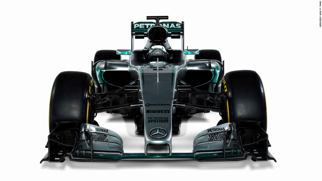 "Will the aptly-named W07 have a license to thrill in 2016? ""When you get to drive a new car for the first time it's still really exciting"", says Hamilton. ""It's like when you buy a new road car and drive it home for the first time."""