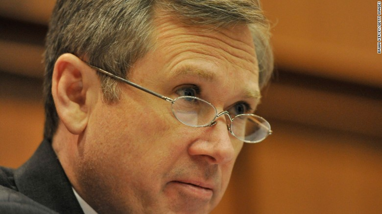 Sen. Kirk challenged: Who's worse, Trump or Clinton?