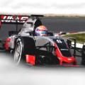 grosjean haas testing 2016 formula one