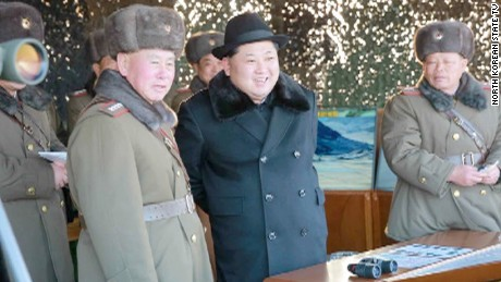 Should North Korea's new military chief watch his back?