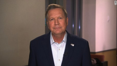 John Kasich: No one has asked me to drop out