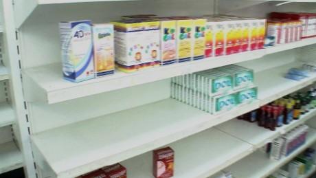 cnnee pkg osmary venezuela falta de medicinas_00014205