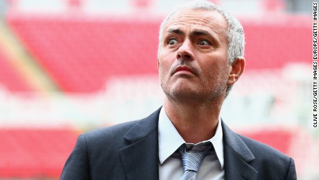 A history of Jose Mourinho's feuds