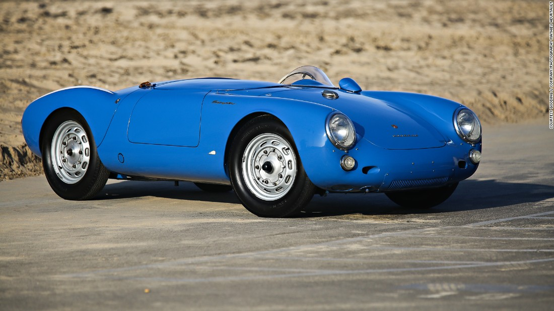 Other noteworthy models include the 1955 550 Spyder, in which James Dean famously met his demise. <br />