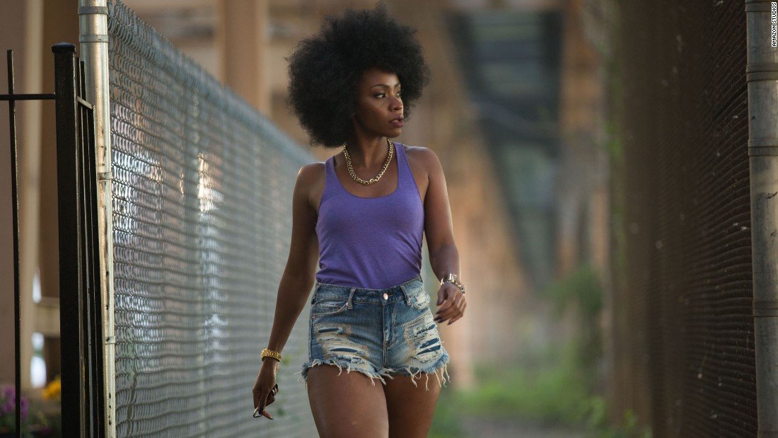 "You may know Teyonah Parris from ""Mad Men"" but she recently appeared in Spike Lee's film ""Chiraq"" and nabbed an Essence Magazine cover. <br />"
