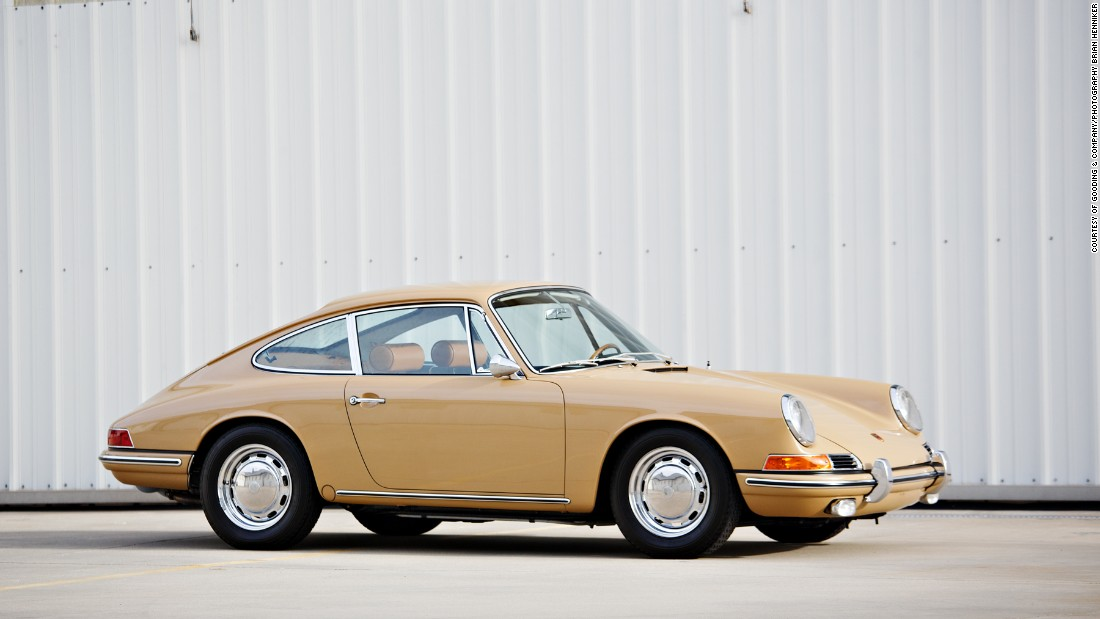 The least expensive Porsche -- a 1966 911 -- carries an estimate of $200,000-$300,000.