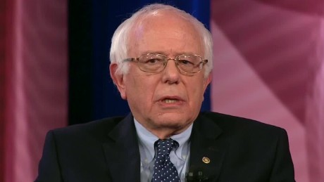 Sanders on paid Wall Street speeches: 'There ain't none'