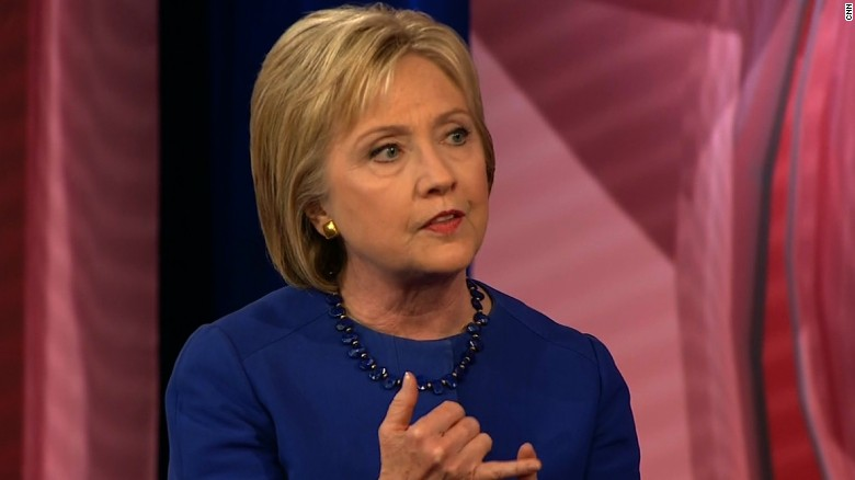 Hillary Clinton: I'll release transcripts if others do
