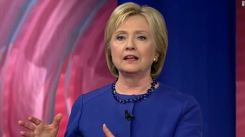 Hillary Clinton discusses plan to reduce student debt