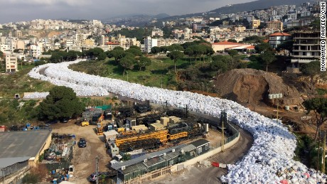 Lebanon's waste crisis