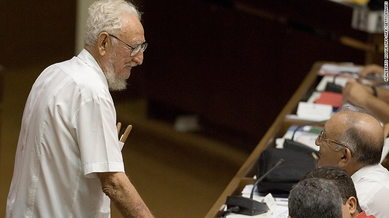 Fidel Castro's brother Ramon dies