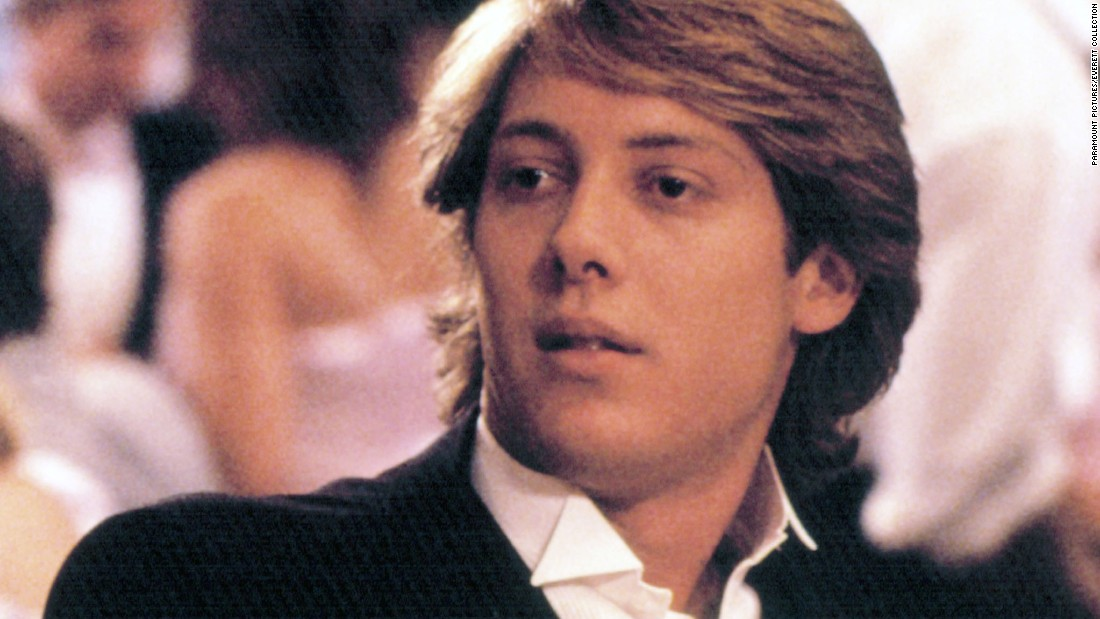 Steff, the guy you love to hate, is played with sleazy swagger by James Spader.