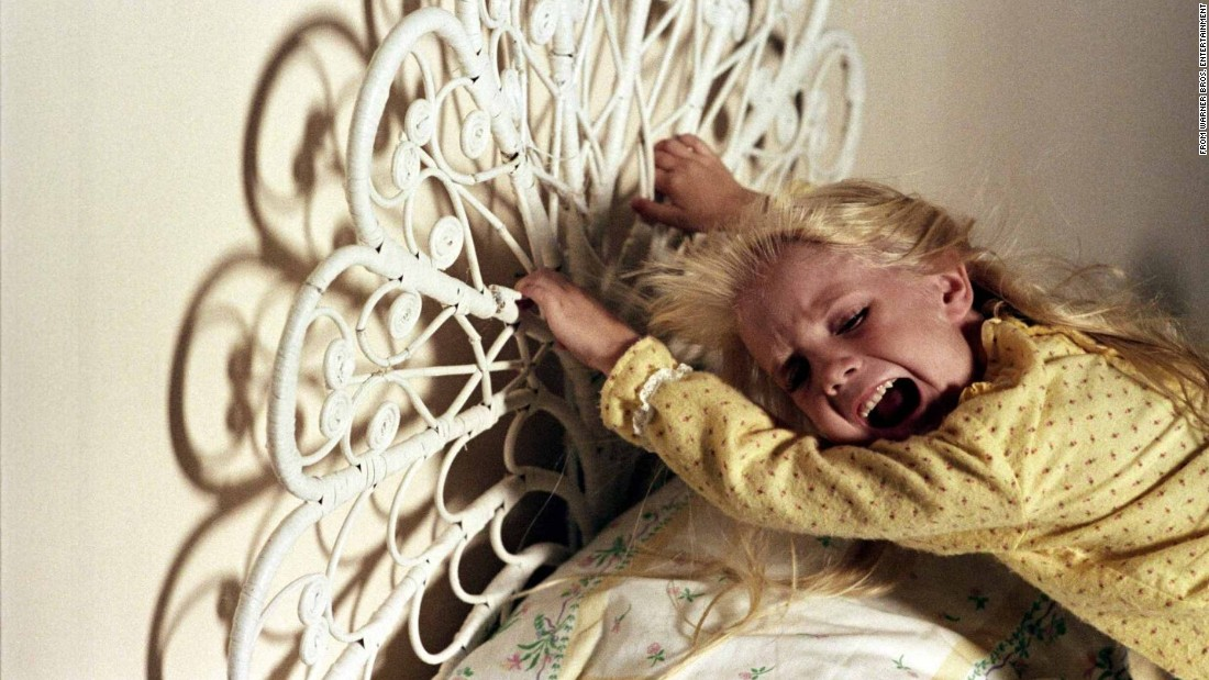 "<strong>'Poltergeist':</strong> ""They're heeeere."" In this Spielberg-produced 1982 horror classic, ghosts terrorize the Freeman family and abduct their daughter, Carol Anne. Actress Heather O'Rourke -- pictured here -- who played the young girl, died at age 12 from an illness shortly after filming the third ""Poltergeist"" installment. It's her death, along with a few other movie-related oddities and tragedies involving cast members, that have led some to suggest there was a ""Poltergeist"" curse."