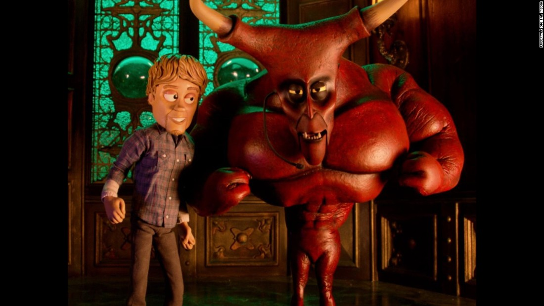"<strong>""Hell and Back""</strong>: Nick Swardson and Mila Kunis star in this animated film about friends who try to rescue their pal from hell. <strong>(Netflix) </strong>"