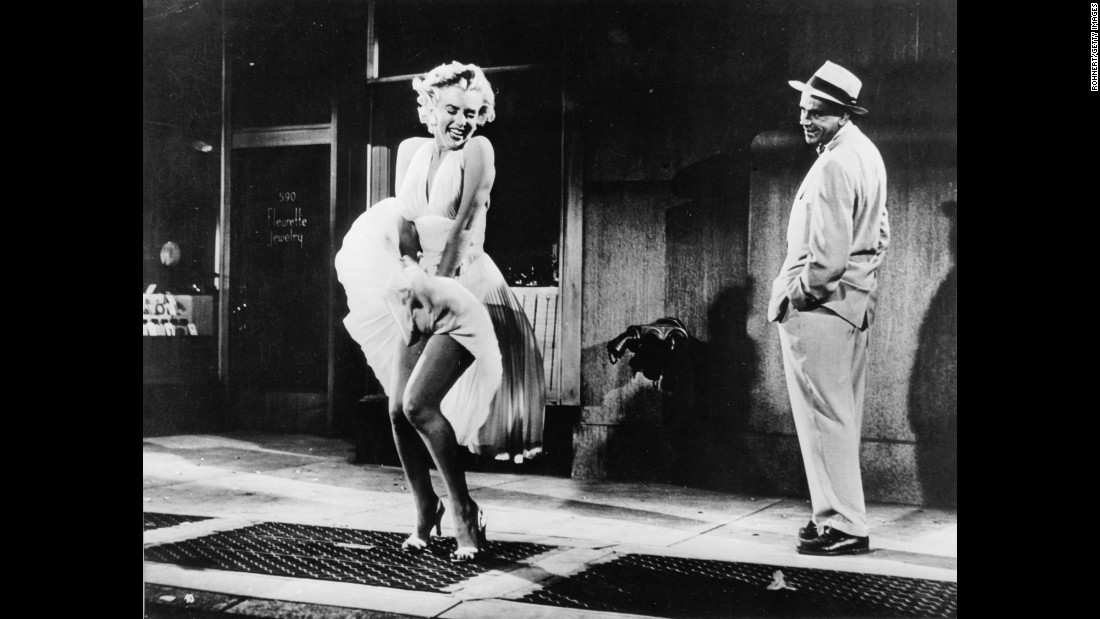 "<strong>""The Seven Year Itch""</strong>: There is nothing more iconic than Marilyn Monroe and her billowing dress. She stars as a neighbor who tempts a faithful husband. <strong>(Amazon Prime) </strong>"
