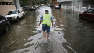 Higher seas to flood dozens of US cities, study says; is yours one of them?