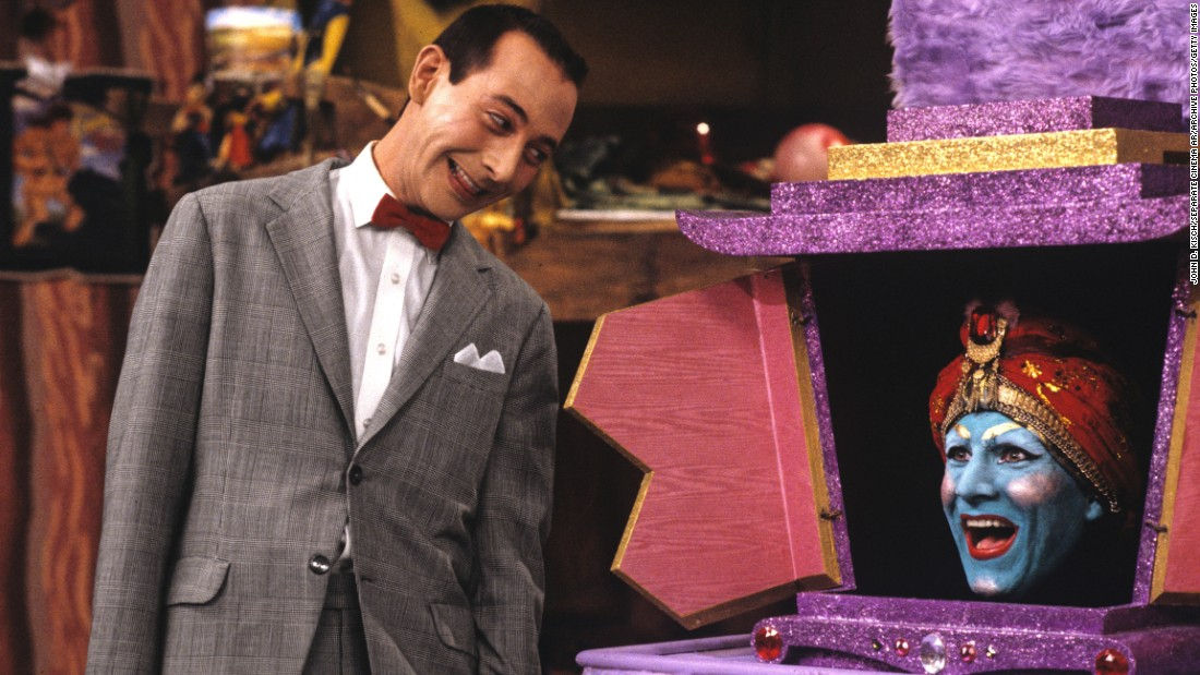 "<strong>'Pee-wee's Playhouse':</strong> Pee-wee Herman, played by Paul Reubens, was unlike any TV character we'd seen before. Who <em>was </em>this guy? Was he a kid? An adult? It didn't matter -- he was full of surprises that kept us glued to his Saturday morning show. Airing on CBS from 1986-1990, ""Pee-wee's Playhouse"" was loved by kids, adults and critics, winning five Emmys. Like the show said: If you love it so much, why don't you just <em>marry</em> it?"