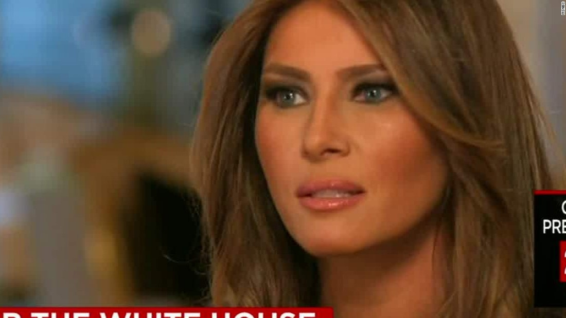 Melania Trump talks about her role in Trump's campaign ...