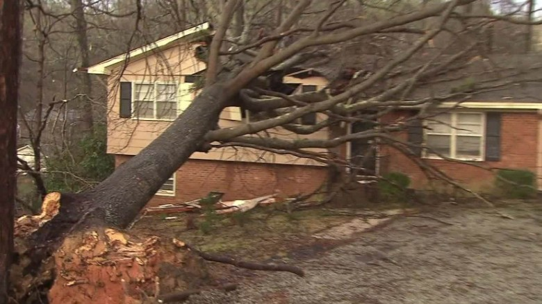 Multiple fatalities as severe storms rip through U.S.