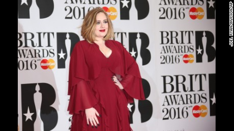 Brit Awards 2016: Red carpet