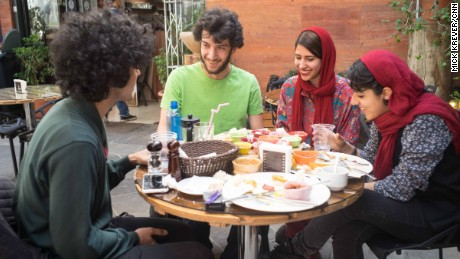 Iran Young People