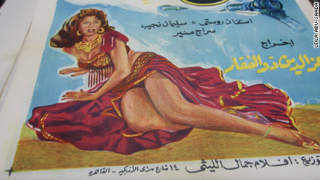 Uncovering Arab cinema's 'Golden Age' in a Beirut basement