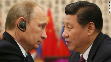 Is Xi Jinping more Mao, or Putin?
