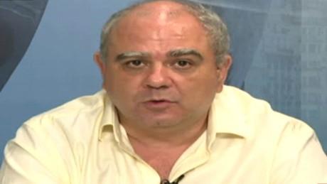 cnnee panorama entrevista santiago odonell nisman asesinato fiscal saenz_00013118