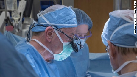 Cleveland Clinic performs first uterus transplant in the U.S.