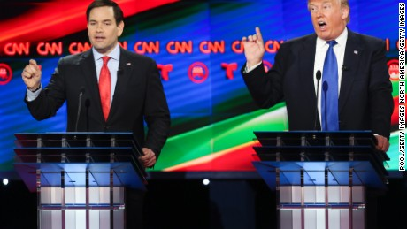 Rubio to Trump: 'Palestinians aren't a real estate deal'