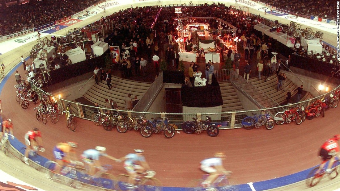 The Berlin Six Day event is a little known gem on the sporting calendar.