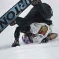 Mark McMorris snowboarding crash