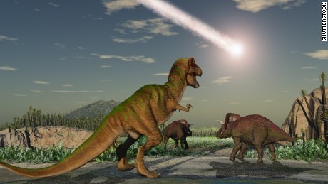 New analysis of fossil records suggest that large groups of dinosaurs left Europe hundreds of millions of years ago.