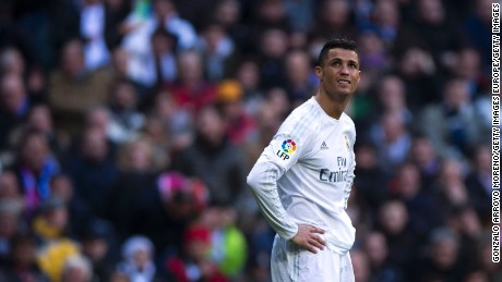 "Cristiano Ronaldo: ""If we were all at my level, maybe we would be leaders"""