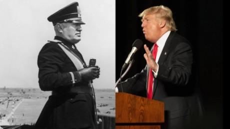 Donald Trump Mussolini tweet orig vstan dlewis_00000000