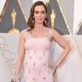 oscars red carpet 2016 Emily Blunt