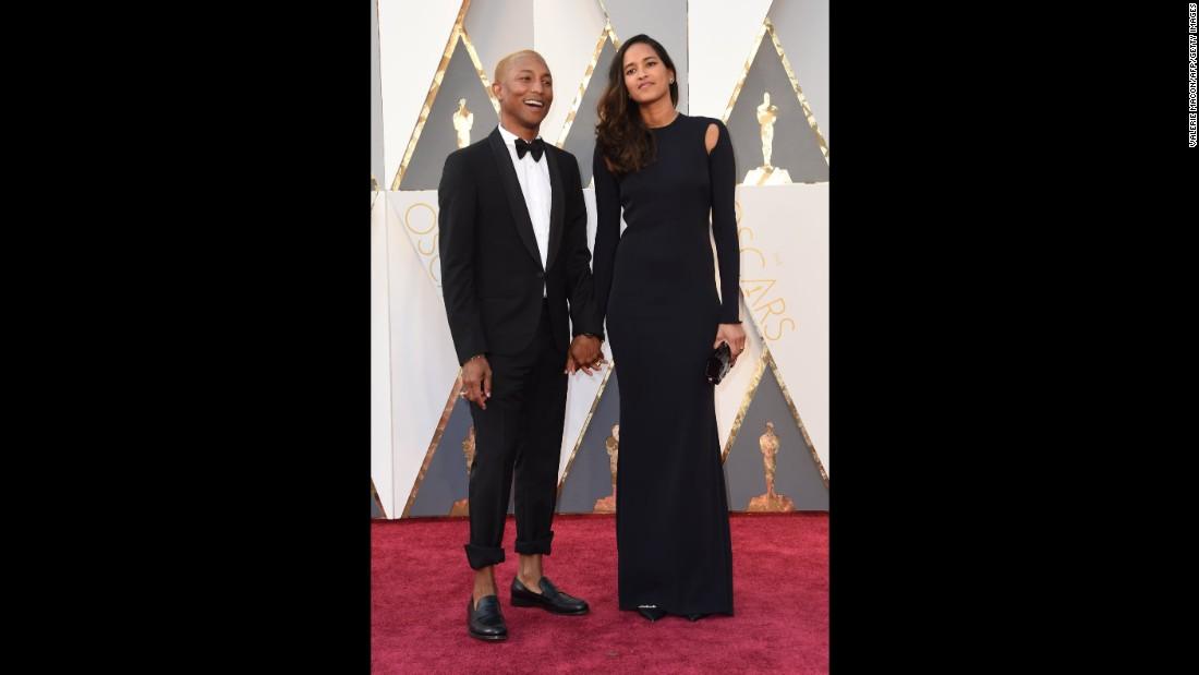 Pharrell Williams, Wife Helen Lasichanh Welcome Triplets