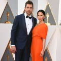 oscars red carpet 2016 Aaron Rodgers