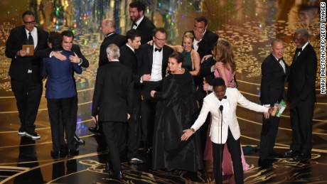 The Oscars in 60 Seconds