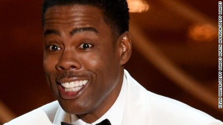 Chris Rock the big winner at Oscars