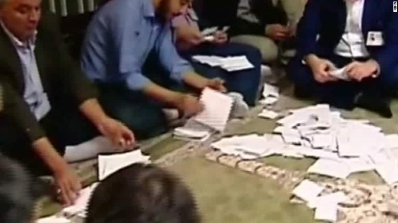 Reformists win big in Iran election