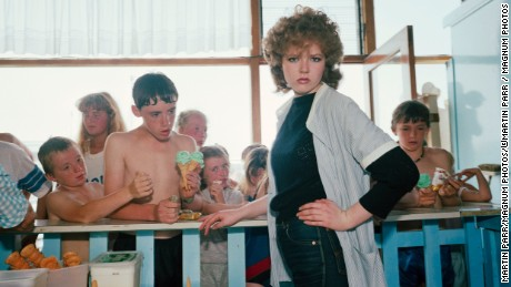 Martin Parr is best known internationally for humorously capturing the quirks of British life