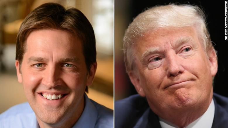 GOP senator: I can't support Donald Trump
