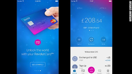 Revolut wants to make it easier to manage money abroad.