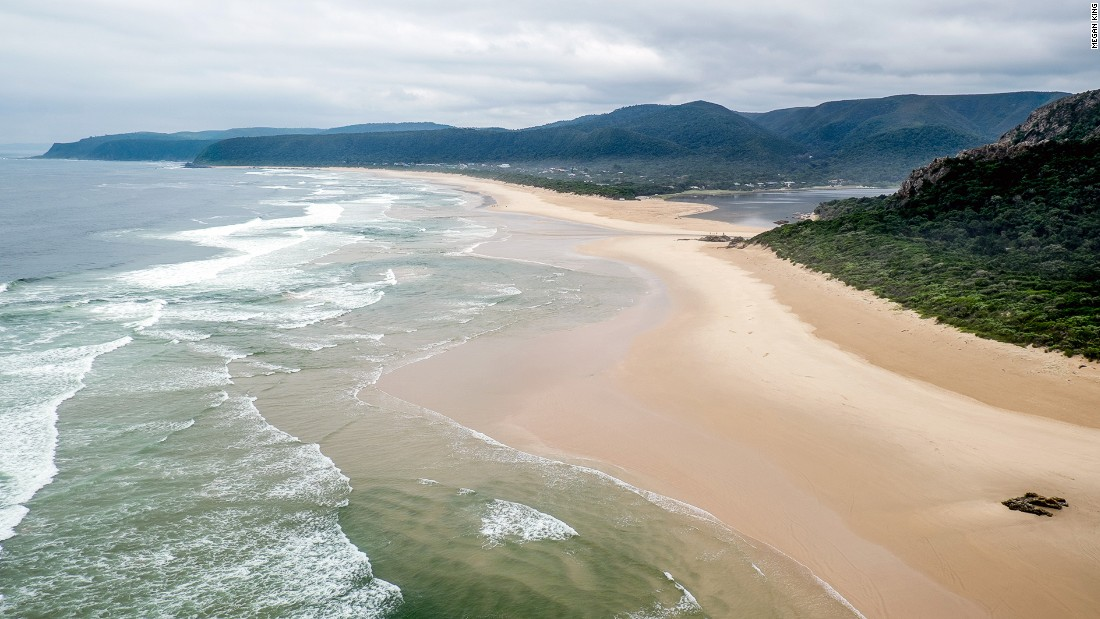 Stretching 43 kilometers along South Africa's Garden Coast, the Otter Trail is a beautiful, ancient wilderness where crowds are kept at bay by strict waiting lists.